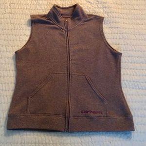 Women's Fleece Carhartt Vest
